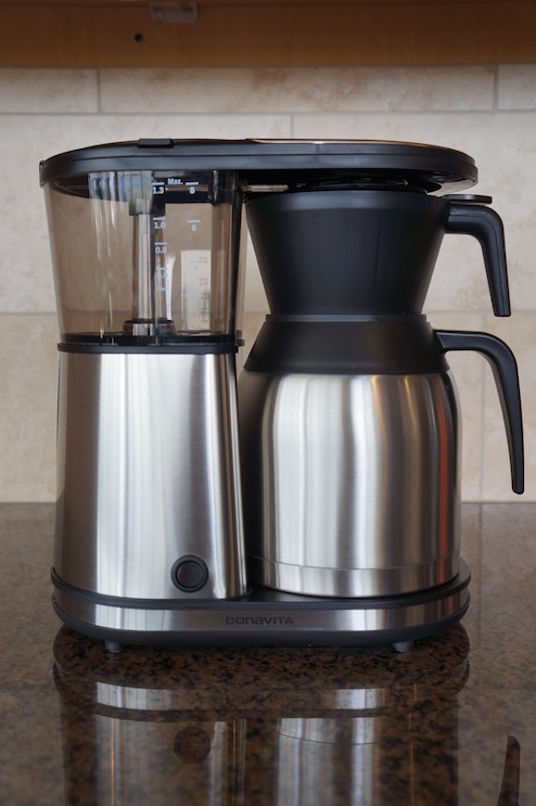 The Bonavita 8-Cup is our Editor's Choice Award Winner.