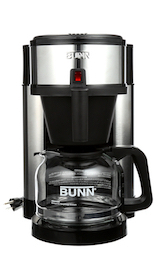 BUNN 10-Cup Velocity Brew NHS