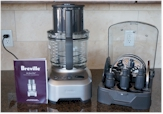 A high-end food processor for a serious home cook.