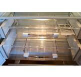 The drawers are designed to keep meat/deli products and vegetables fresher for longer.