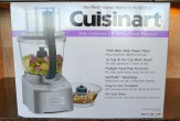 Unpacking the Cuisinart Elite 2.0 FP-16.