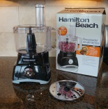 The Hamilton Beach 8 Cup Food Processor 70740.