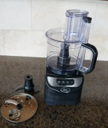 The Oster Total Prep 10-Cup Food Processor.