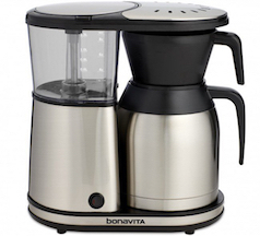 Bonavita 8-Cup Coffee Brewer (BV1900TS)