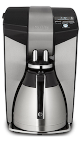 Mr. Coffee® Optimal Brew™ 10-Cup Programmable Coffee Maker with Thermal Carafe (BVMC-PSTX91)